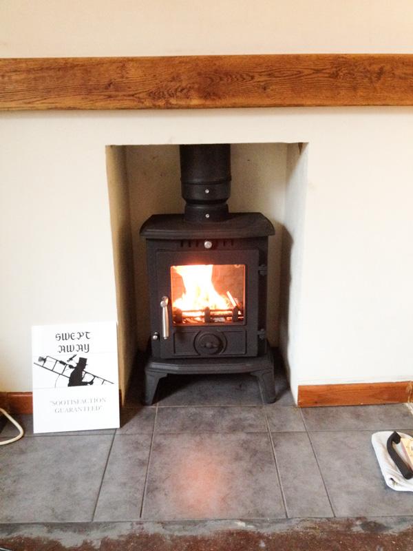 Wood Burning Stove Installer Chimney Liner Installer