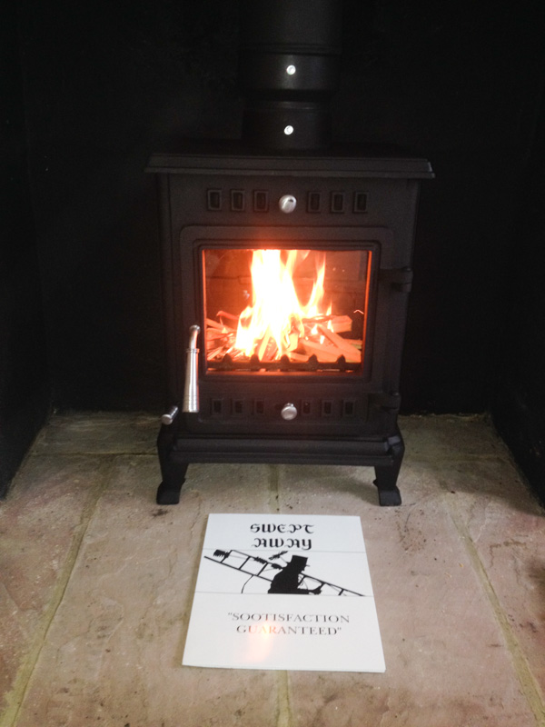 Wood Burning Stove Installer Chimney Liner Installer