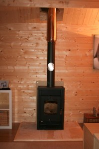 5kw Multi Fuel Stove Installation