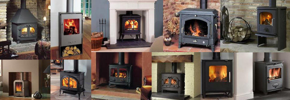 Wood Burning and Multifuel stoves supplied