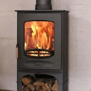Charnwood C Eight 8kw woodburner