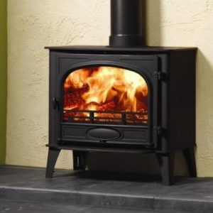 Stockton 8kw wood burning stove