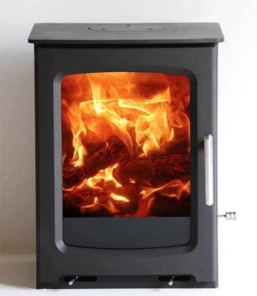 Om wood burning stove
